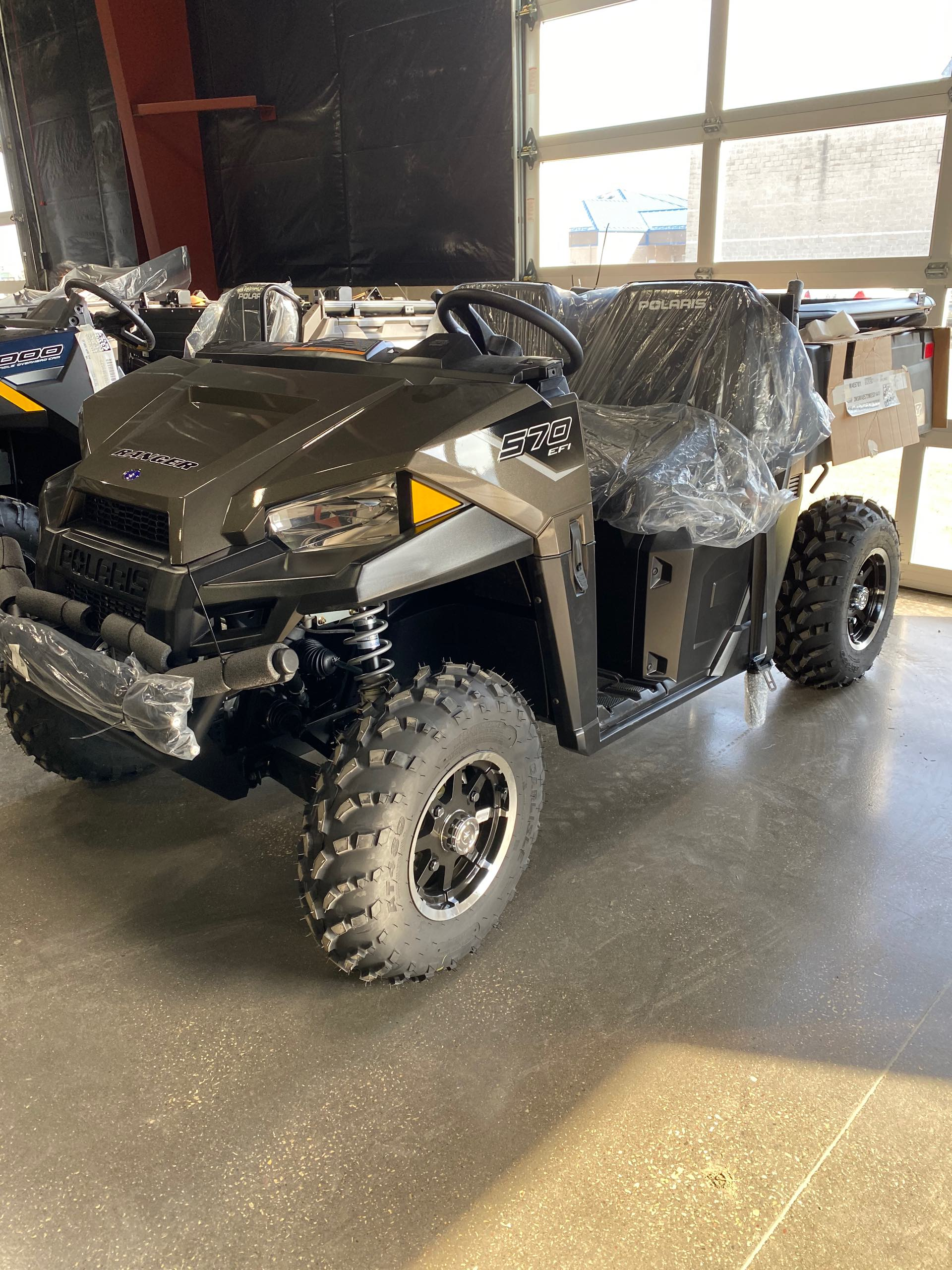 2021 Polaris Ranger 570 Premium at Rod's Ride On Powersports
