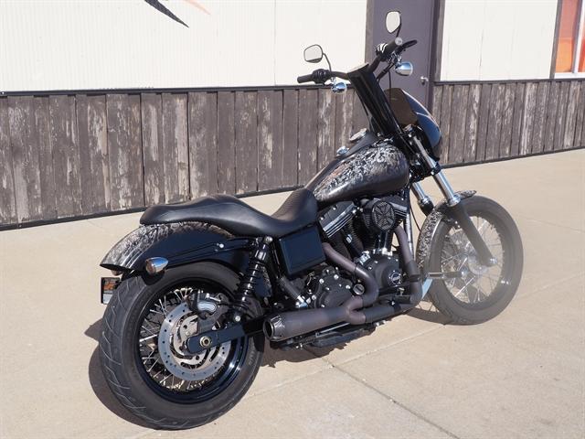 2014 Harley-Davidson Dyna Street Bob at Loess Hills Harley-Davidson