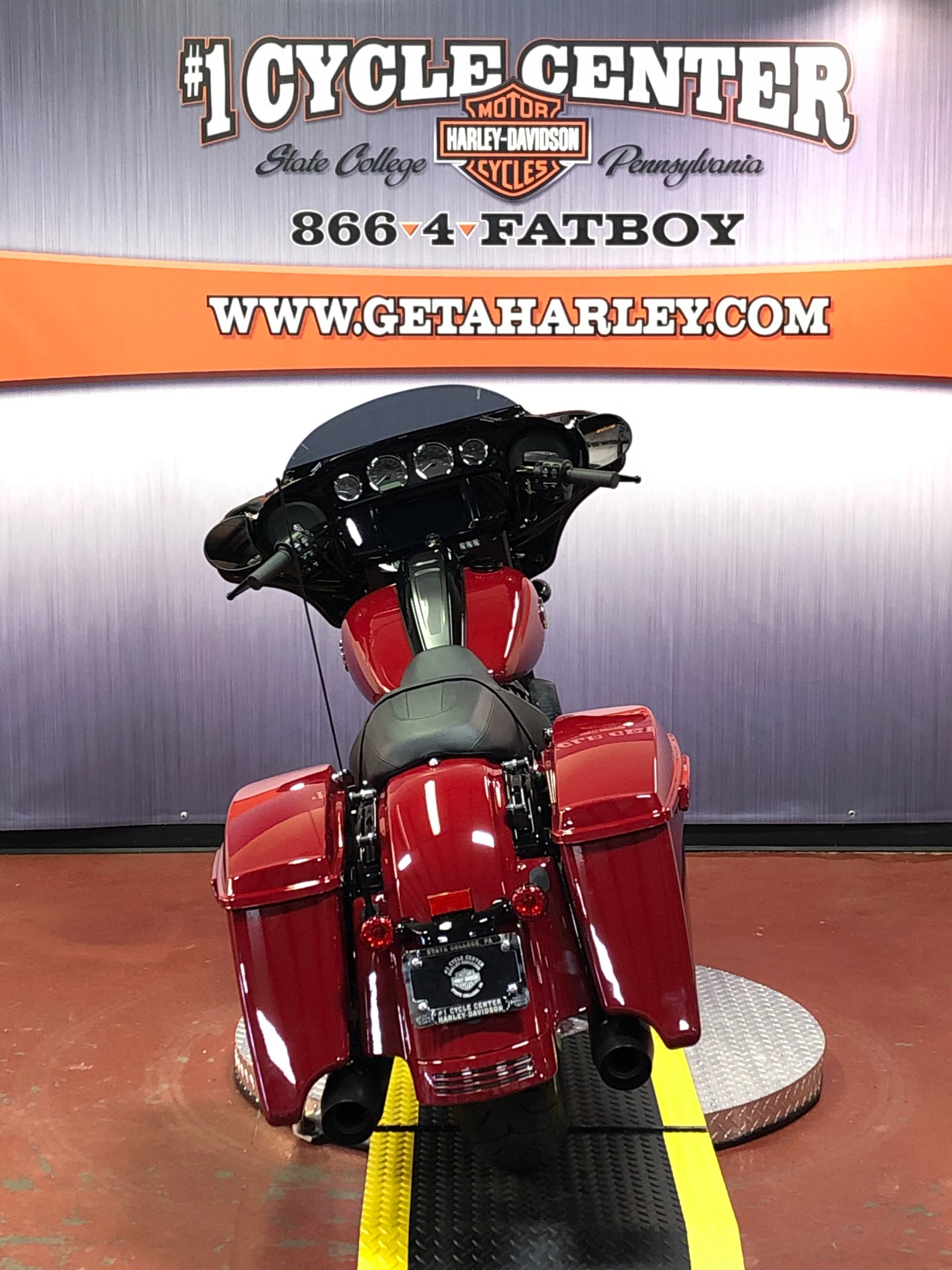 2021 Harley-Davidson Touring FLHXS Street Glide Special at #1 Cycle Center Harley-Davidson