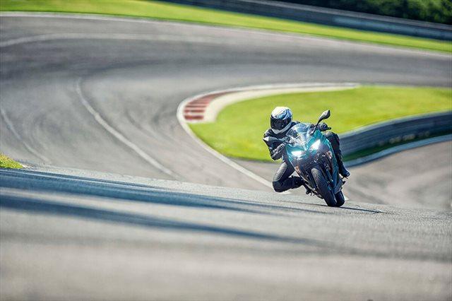 2021 Kawasaki Ninja 400 Base at Santa Fe Motor Sports