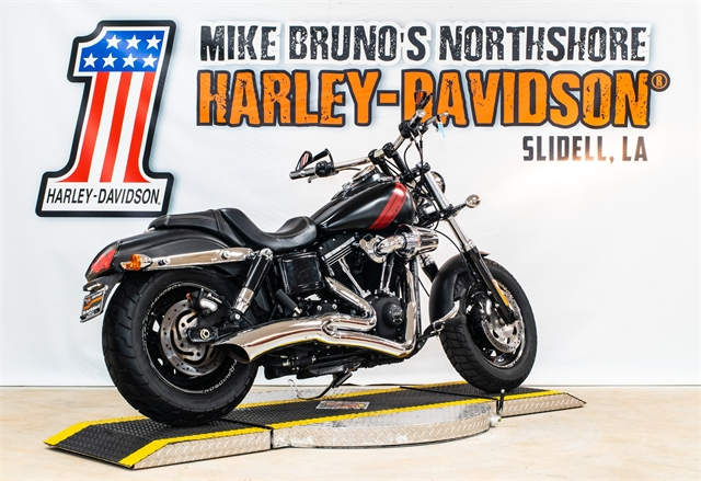 2015 Harley-Davidson Dyna Fat Bob at Mike Bruno's Northshore Harley-Davidson