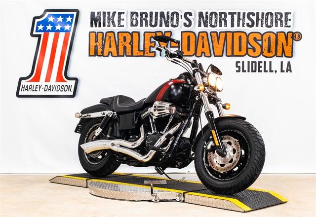 2015 Harley-Davidson Dyna Fat Bob at Mike Bruno's Northshore Harley-Davidson