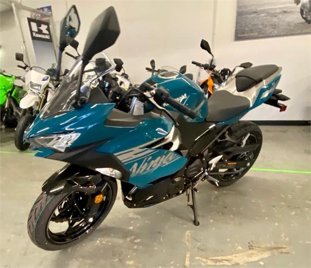 2021 Kawasaki Ninja 400 ABS at Shreveport Cycles