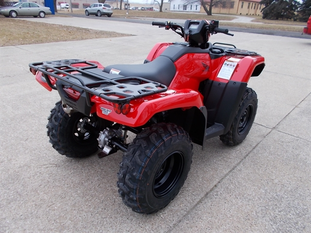 2020 Honda FourTrax Foreman 4x4 at Nishna Valley Cycle, Atlantic, IA 50022