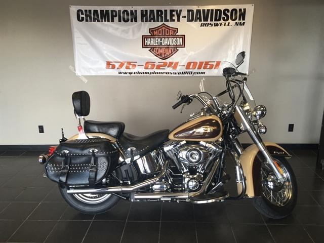 2014 HARLEY FLSTC at Champion Harley-Davidson
