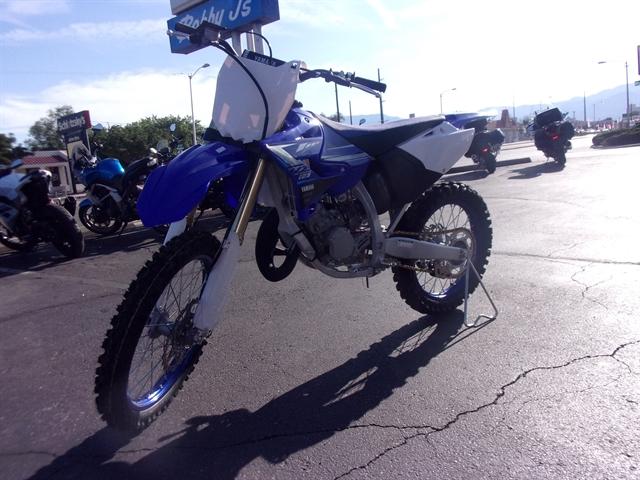 2020 Yamaha YZ 125