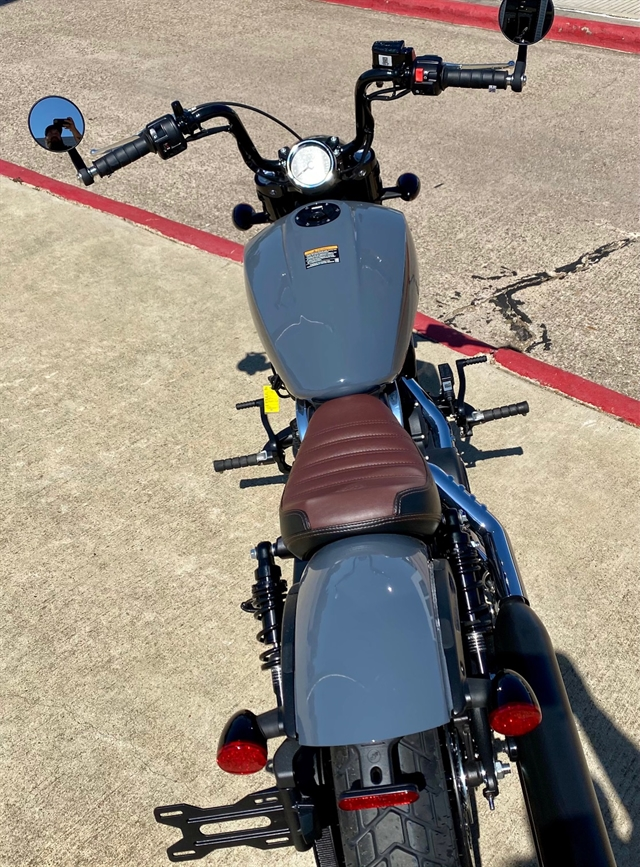 2021 Indian Scout Scout Bobber Twenty - ABS at Shreveport Cycles