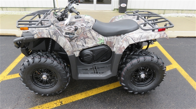 2019 CF MOTO CFORCE 500S CAMOFLAGE at Randy's Cycle, Marengo, IL 60152