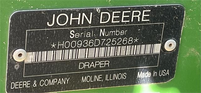 2008 John Deere 936D at Keating Tractor