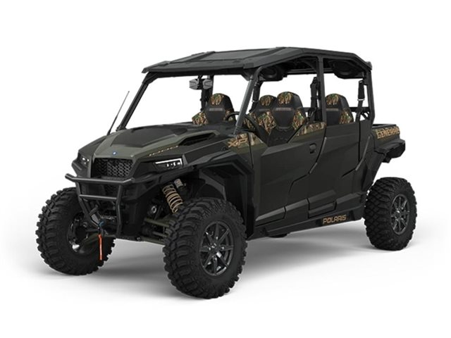 2022 Polaris General XP 4 1000 Deluxe RIDE COMMAND Edition Camo at Friendly Powersports Baton Rouge