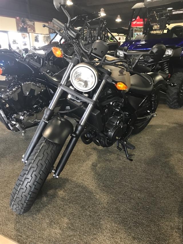 2019 Honda Rebel® 500 ABS at Dale's Fun Center, Victoria, TX 77904