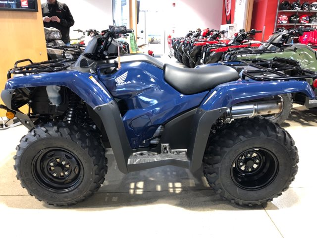 2019 Honda FourTrax Rancher 4X4 Manual Shift 4X4 at Genthe Honda Powersports, Southgate, MI 48195