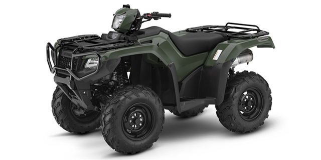 2018 Honda FourTrax Foreman Rubicon 4x4 Automatic DCT at Bay Cycle Sales
