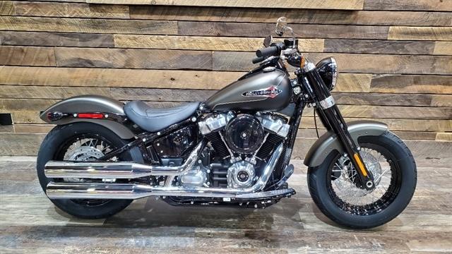 2021 Harley-Davidson Cruiser Softail Slim at Bull Falls Harley-Davidson
