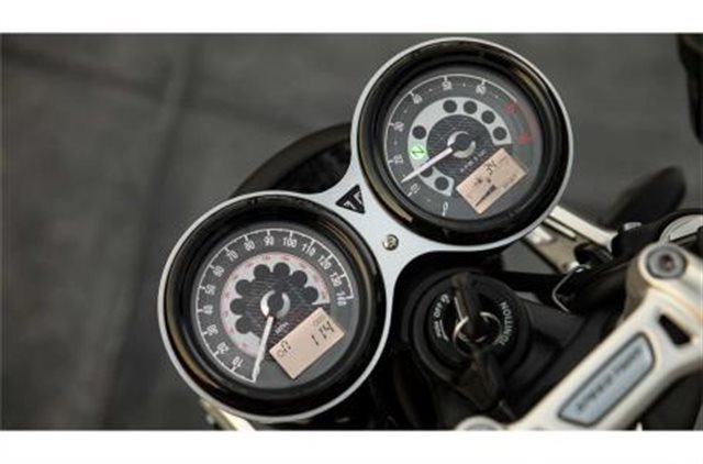2019 Triumph Speed Twin Base at Frontline Eurosports