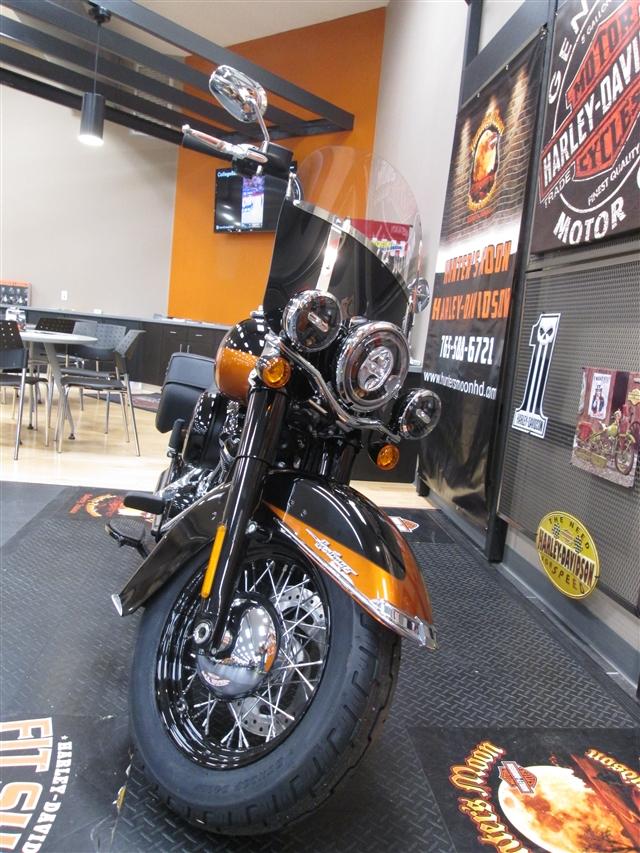 2019 Harley-Davidson Softail Heritage Classic at Hunter's Moon Harley-Davidson®, Lafayette, IN 47905