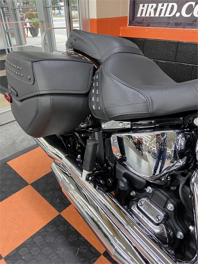 2021 Harley-Davidson Touring FLHC Heritage Classic at Hampton Roads Harley-Davidson