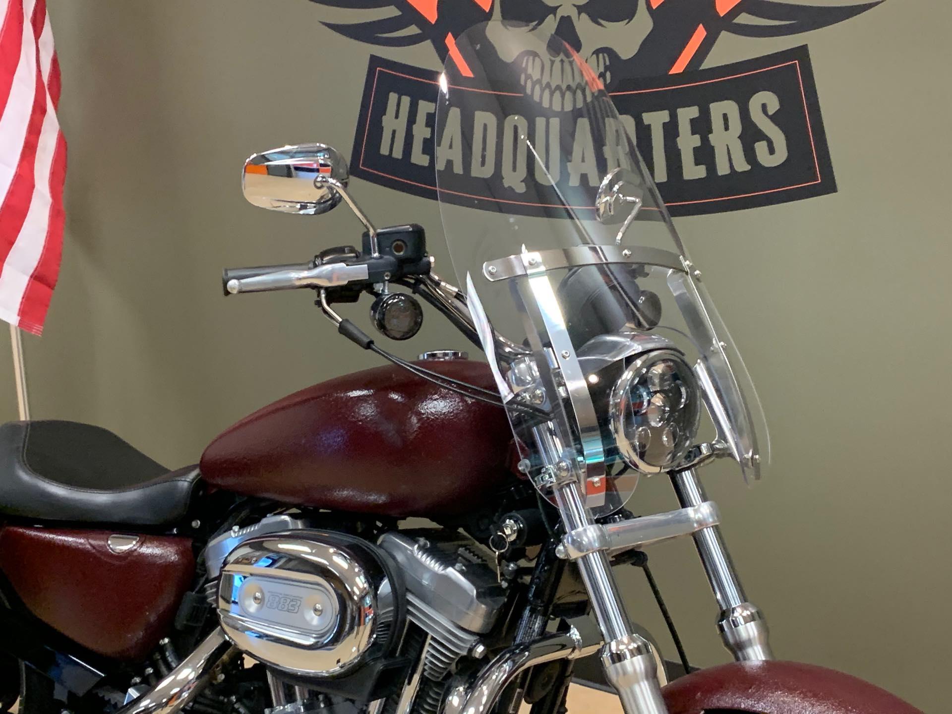 2015 Harley-Davidson Sportster SuperLow at Loess Hills Harley-Davidson