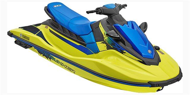2021 Yamaha WaveRunner EX Deluxe at Rod's Ride On Powersports