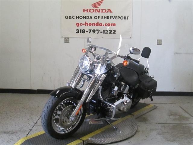 2013 Harley-Davidson Softail Fat Boy at G&C Honda of Shreveport