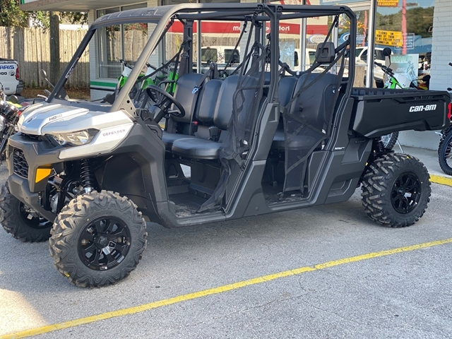 2020 Can-Am Defender MAX DPS HD10 at Jacksonville Powersports, Jacksonville, FL 32225