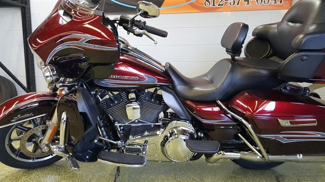 2014 Harley-Davidson Electra Glide Ultra Limited at Thornton's Motorcycle Sales, Madison, IN