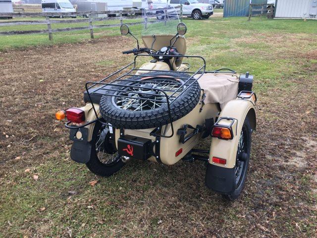 2018 Ural Gear-Up Sahara at Randy's Cycle, Marengo, IL 60152
