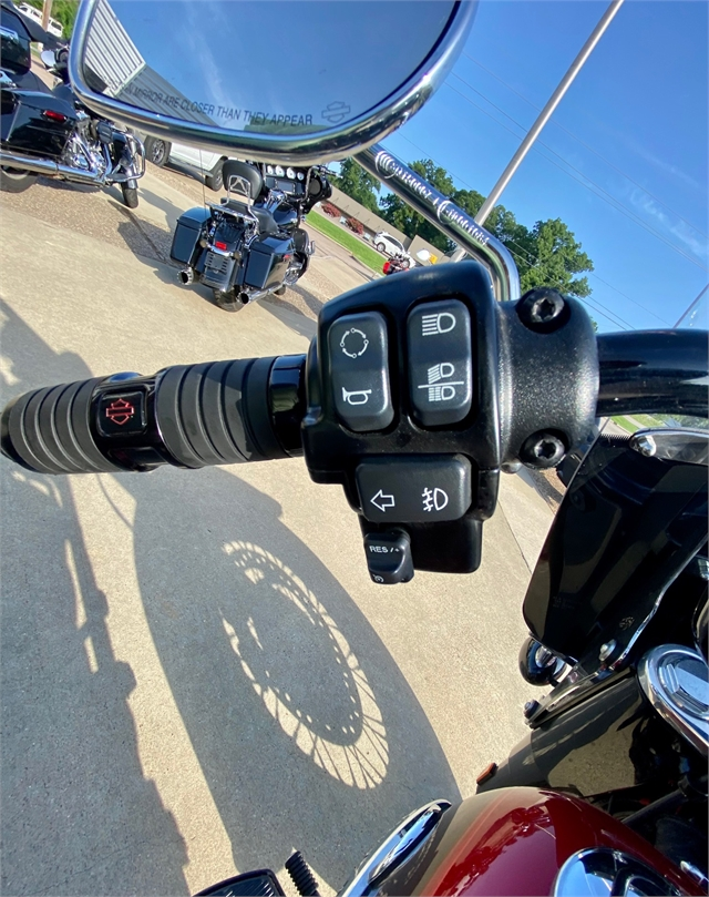 2019 Harley-Davidson Softail Heritage Classic 114 at Shreveport Cycles