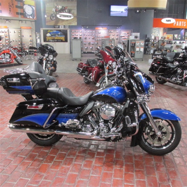 2016 Harley-Davidson Electra Glide Ultra Limited at Bumpus H-D of Memphis