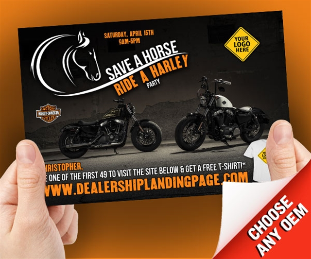 2019 Anytime Save a Horse Powersports at PSM Marketing - Peachtree City, GA 30269