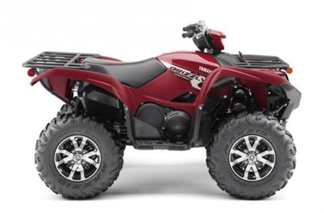 2019 Yamaha Grizzly EPS at Pete's Cycle Co., Severna Park, MD 21146