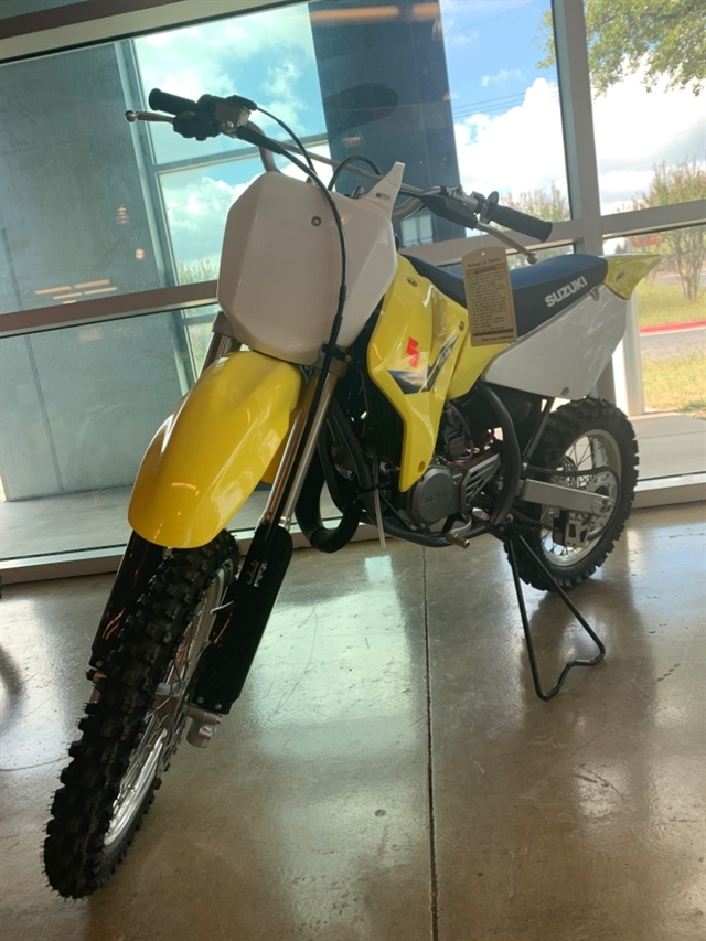2020 Suzuki RM 85 at Kent Powersports of Austin, Kyle, TX 78640