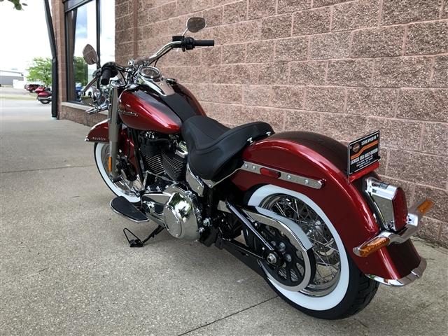 2019 Harley-Davidson Softail Deluxe at La Crosse Area Harley-Davidson, Onalaska, WI 54650