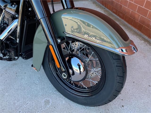 2021 Harley-Davidson Touring FLHCS Heritage Classic 114 at Arsenal Harley-Davidson