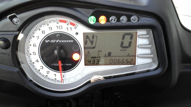 2013 Suzuki V-Strom 650 ABS at Yamaha Triumph KTM of Camp Hill, Camp Hill, PA 17011