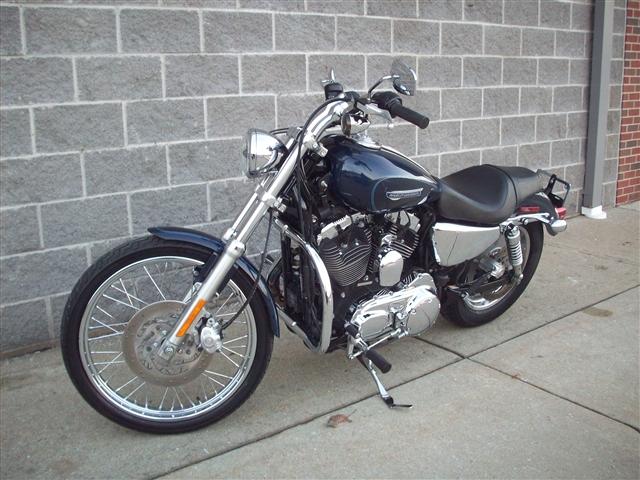 2009 Harley-Davidson Sportster 1200 Custom at Indianapolis Southside Harley-Davidson®, Indianapolis, IN 46237