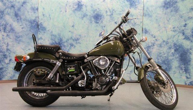 1981 HARLEY-DAVIDSON FXWG at #1 Cycle Center Harley-Davidson