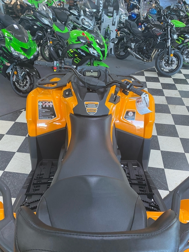 2020 Can-Am Outlander MAX 570 DPS at Jacksonville Powersports, Jacksonville, FL 32225