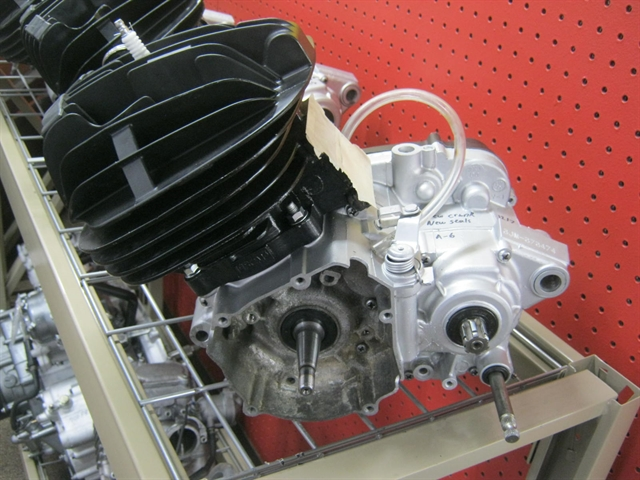 1988 Yamaha YFS200 Blaster Rebuilt Engine at Brenny's Motorcycle Clinic, Bettendorf, IA 52722