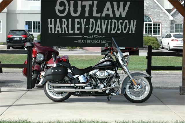 2011 Harley-Davidson FLSTN at Outlaw Harley-Davidson