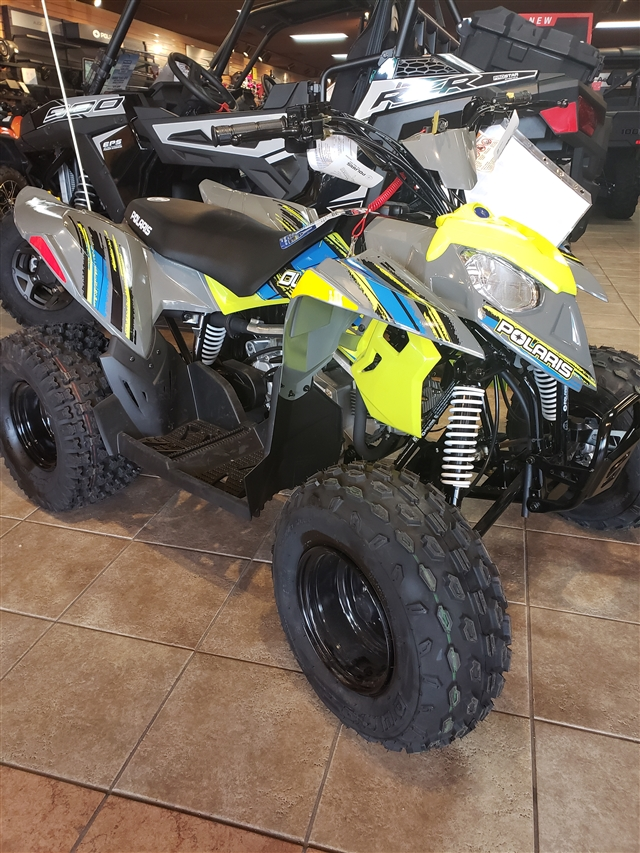 Outlaw 110 EFI at PSM Marketing