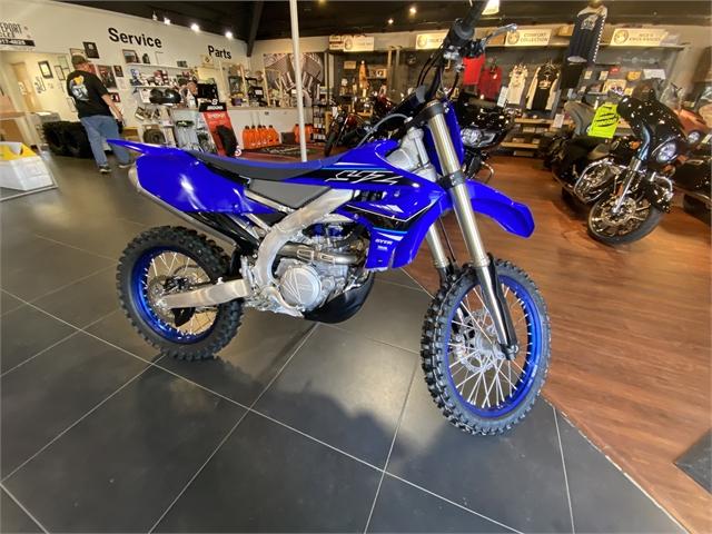 2021 Yamaha YZ 450FX at Shreveport Cycles