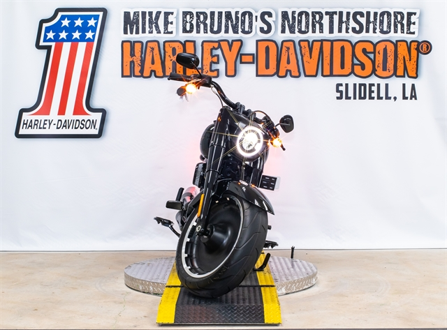 2020 Harley-Davidson Softail Fat Boy 114 30th Anniversary Limited Edition at Mike Bruno's Northshore Harley-Davidson