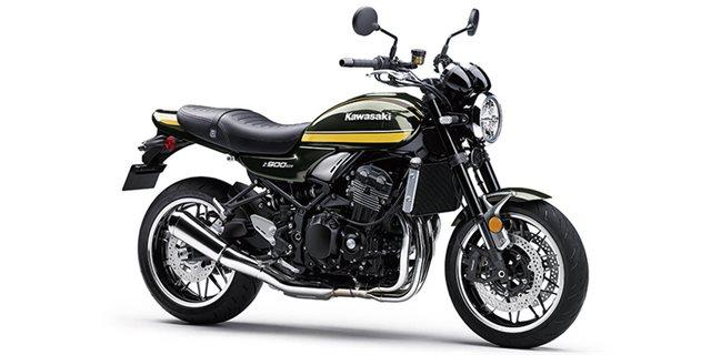 2021 Kawasaki Z900RS ABS at Wild West Motoplex