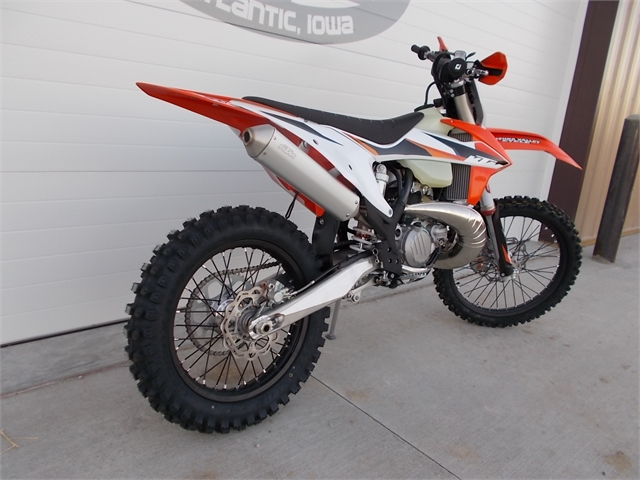 2021 KTM XC 300 TPI at Nishna Valley Cycle, Atlantic, IA 50022