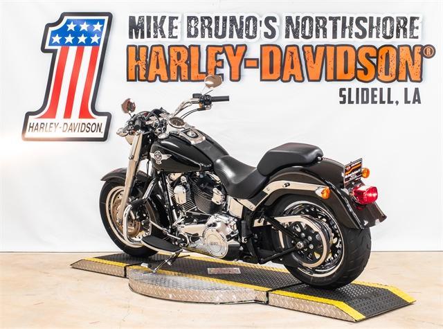 2014 Harley-Davidson FLSTF103 at Mike Bruno's Northshore Harley-Davidson