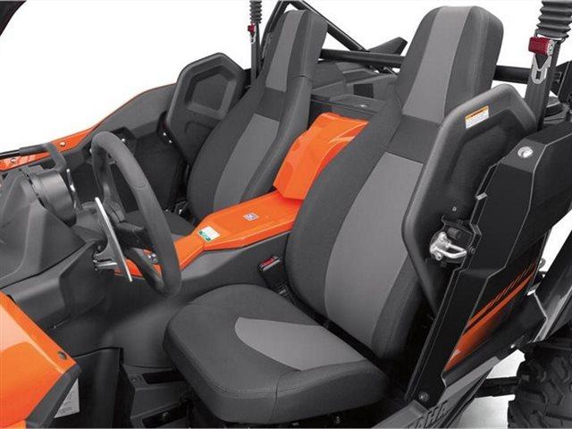 2017 Yamaha YXZ1000R SS Blaze Orange/Black at Brenny's Motorcycle Clinic, Bettendorf, IA 52722