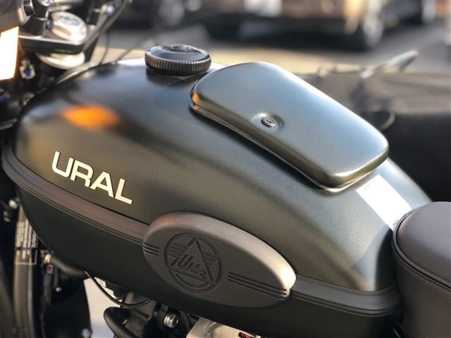 2018 Ural 2 Wheel Drive Gear Up at Lynnwood Motoplex, Lynnwood, WA 98037