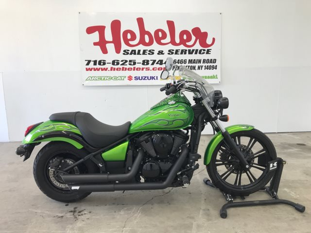 2014 Kawasaki Vulcan® 900 Custom at Hebeler Sales & Service, Lockport, NY 14094