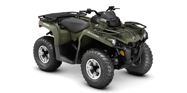 2019 Can-Am Outlander DPS 450 at Riderz